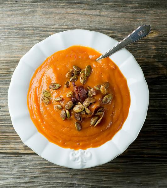 キャロットスープのレシピ