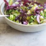 豆腐とアマランスのサラダのレシピ