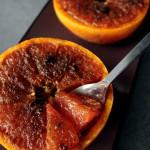 グレープフルーツブリュレのレシピ