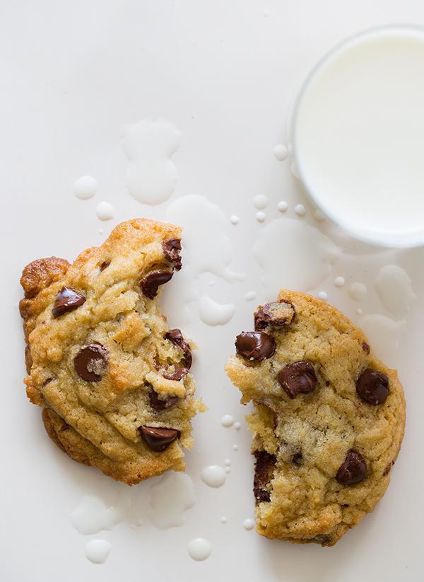 チョコチップクッキーのレシピ2
