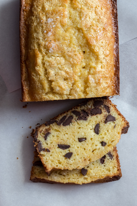 オレンジとチョコレートのパウンドケーキのレシピ2