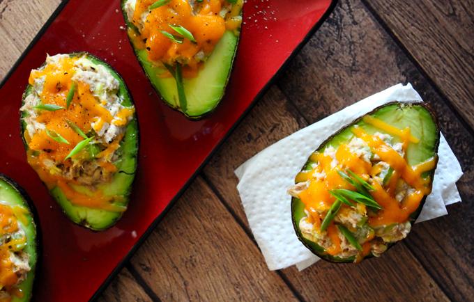ツナサラダのアボカド詰めのレシピ2