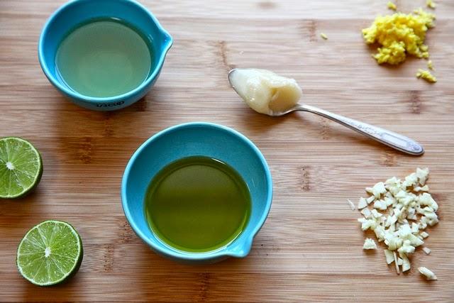 アボカドと枝豆のサラダのレシピ1