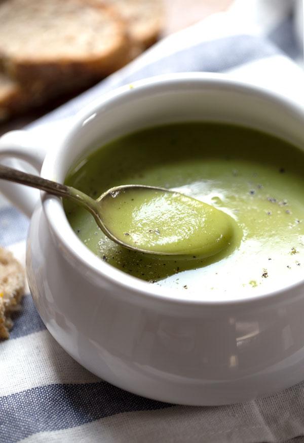 ポテトとケールのクリーミースープのレシピ3