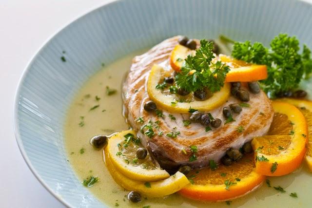 魚のシトラスケッパー添えのレシピ4