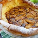 パンネンクーケン(オランダのパンケーキ)のレシピ