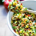 イスラエルのサラダのレシピ